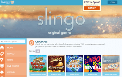 Love Island Games Review Best Online Slot Sites